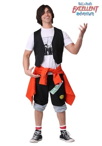 Adult Bill & Ted's Excellent Adventure: Ted Costume1