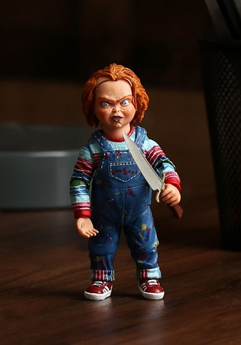 """Chucky 4"""" Action Figure Update new"""