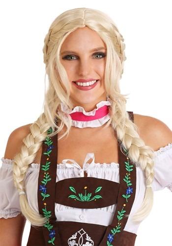 Bavarian Girl Wig Women's