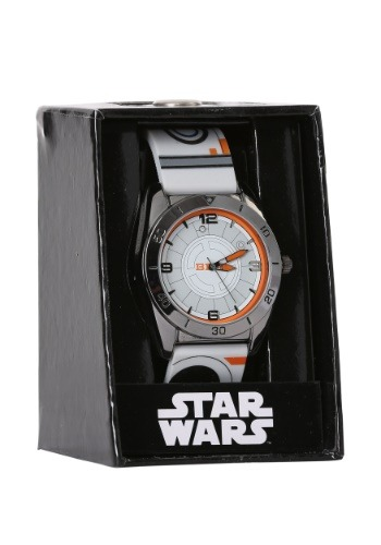 Star Wars BB8 Strap Watch