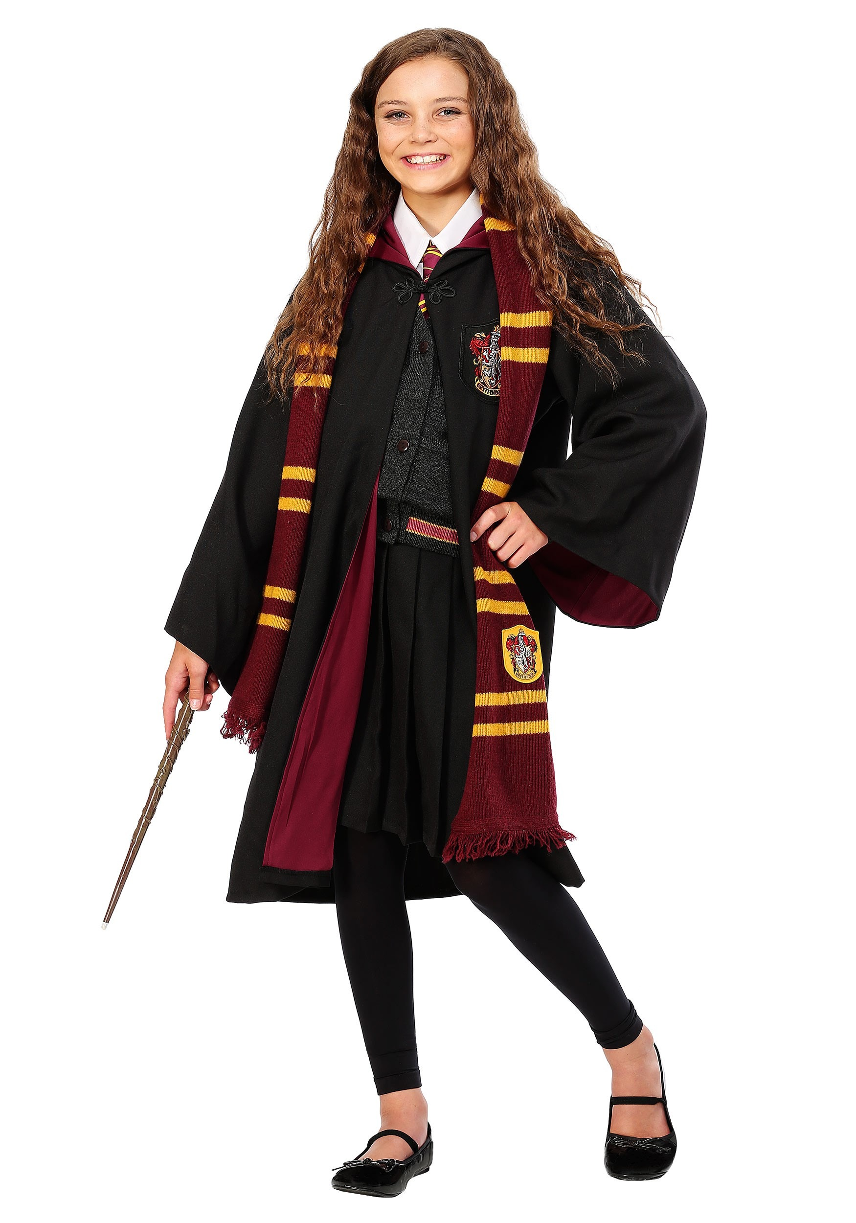 Harry Potter Hermione Costume For Kids
