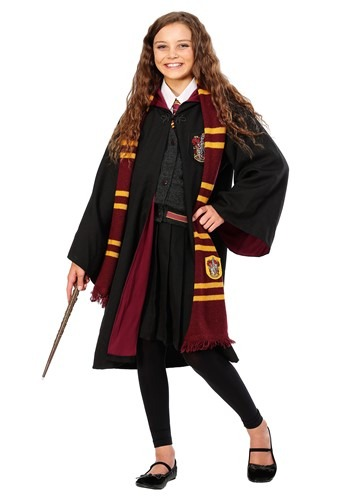 Deluxe Hermione Girls Costume