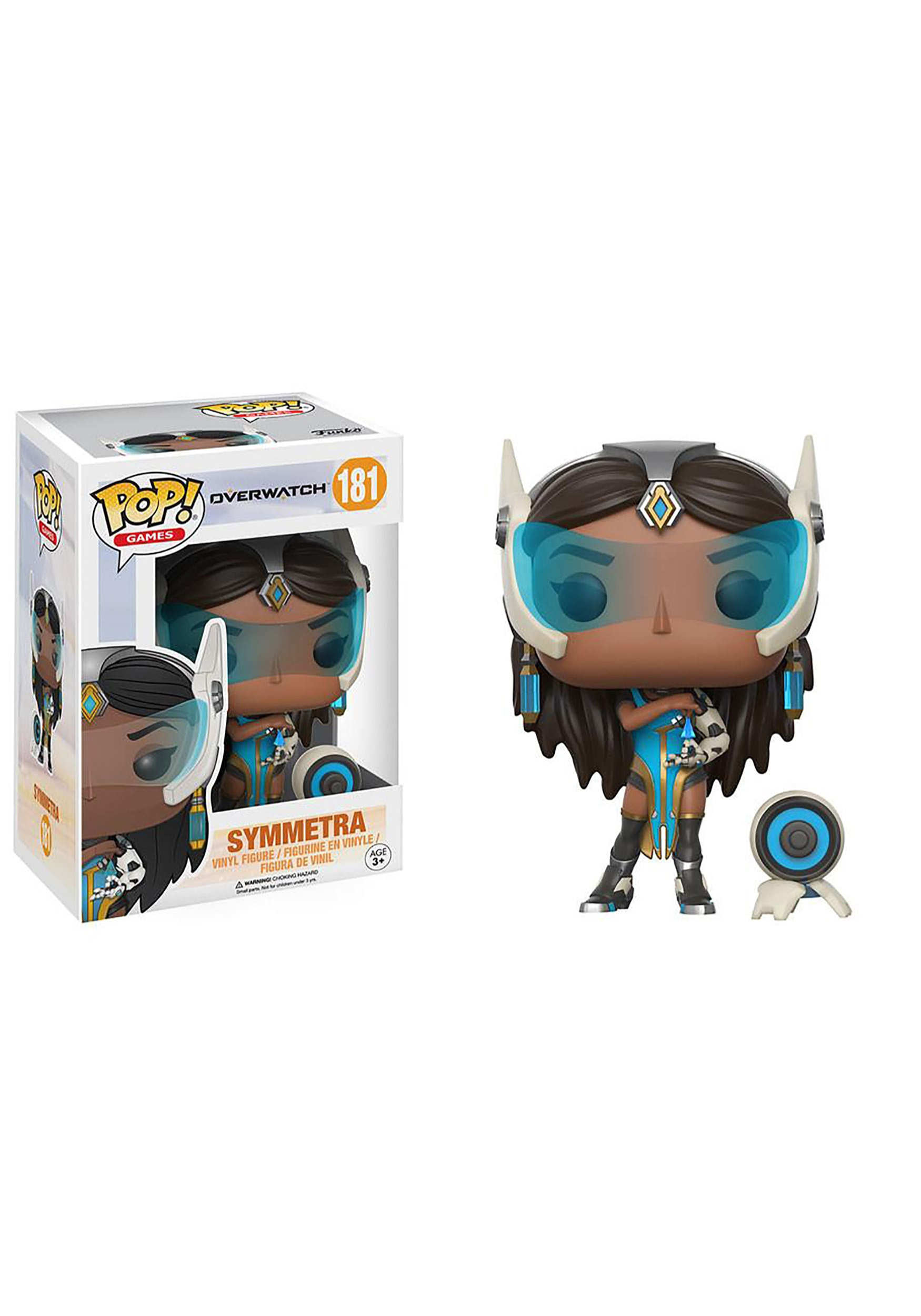 Overwatch Symmetra POP! Vinyl Figure FN13089