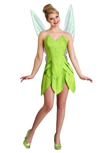 Womens Fairytale Tink Costume