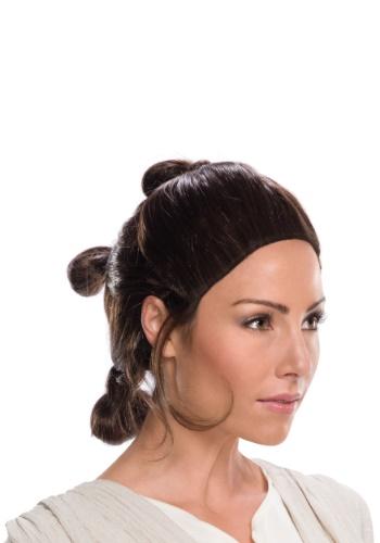 Star Wars Adult Rey Wig