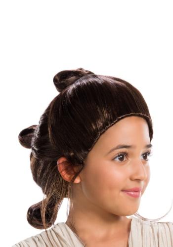 Star Wars Kids Rey Wig