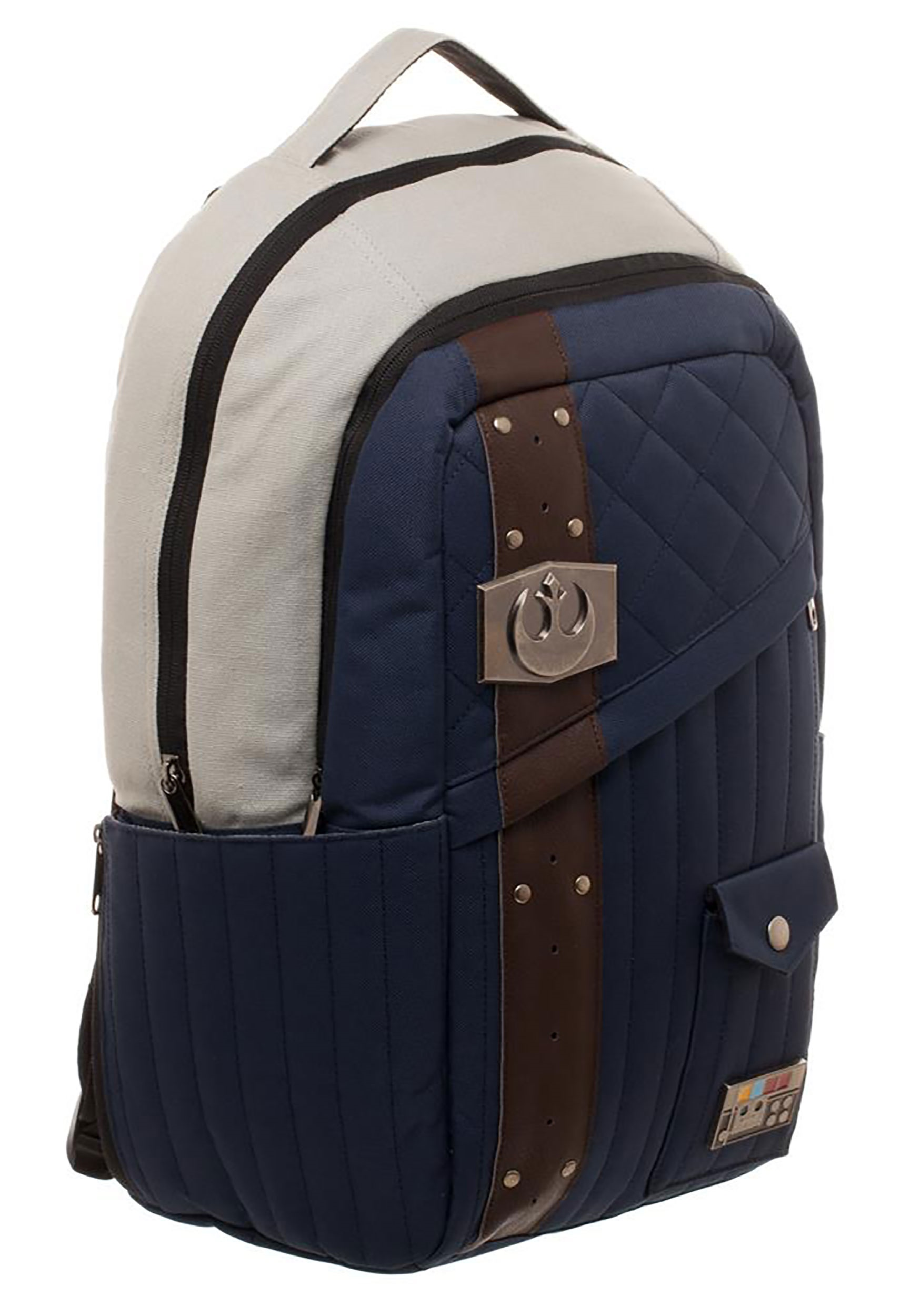 Han Solo Inspired Star Wars Backpack-4813