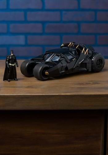Batman Dark Knight Tumbler 1:24 Die Cast Car w/ Figure Upd