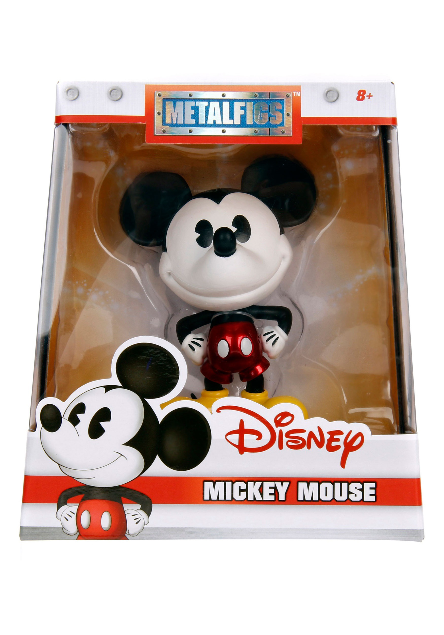 mickey mouse 4 u0026quot  metal figure