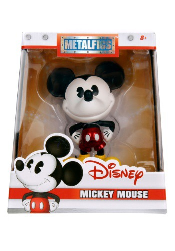 "Mickey Mouse 4"" Metal Figure JD98254"