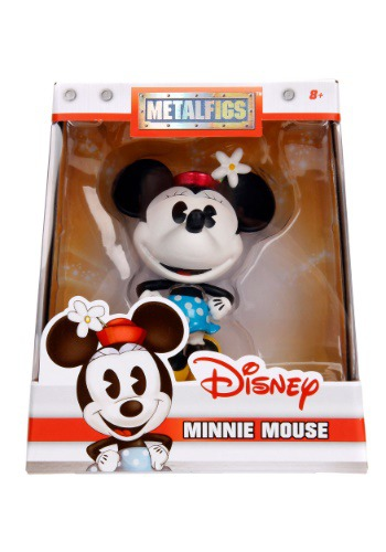 "Minnie Mouse 4"" Metal Figure"