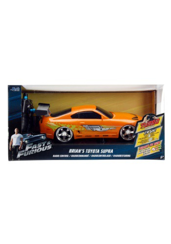 Fast & the Furious Toyota Supra 1:16 RC