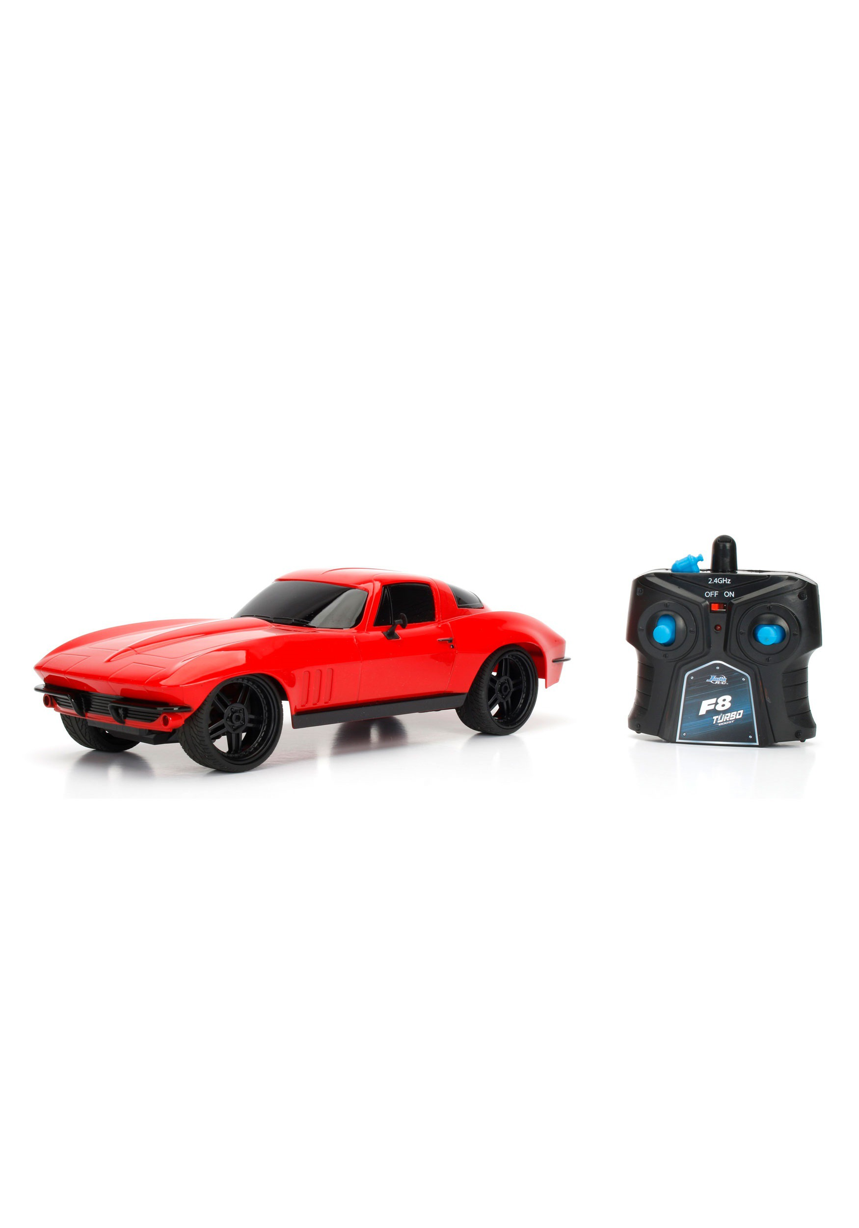 fast and the furious chevy corvette 1 16 rc. Black Bedroom Furniture Sets. Home Design Ideas