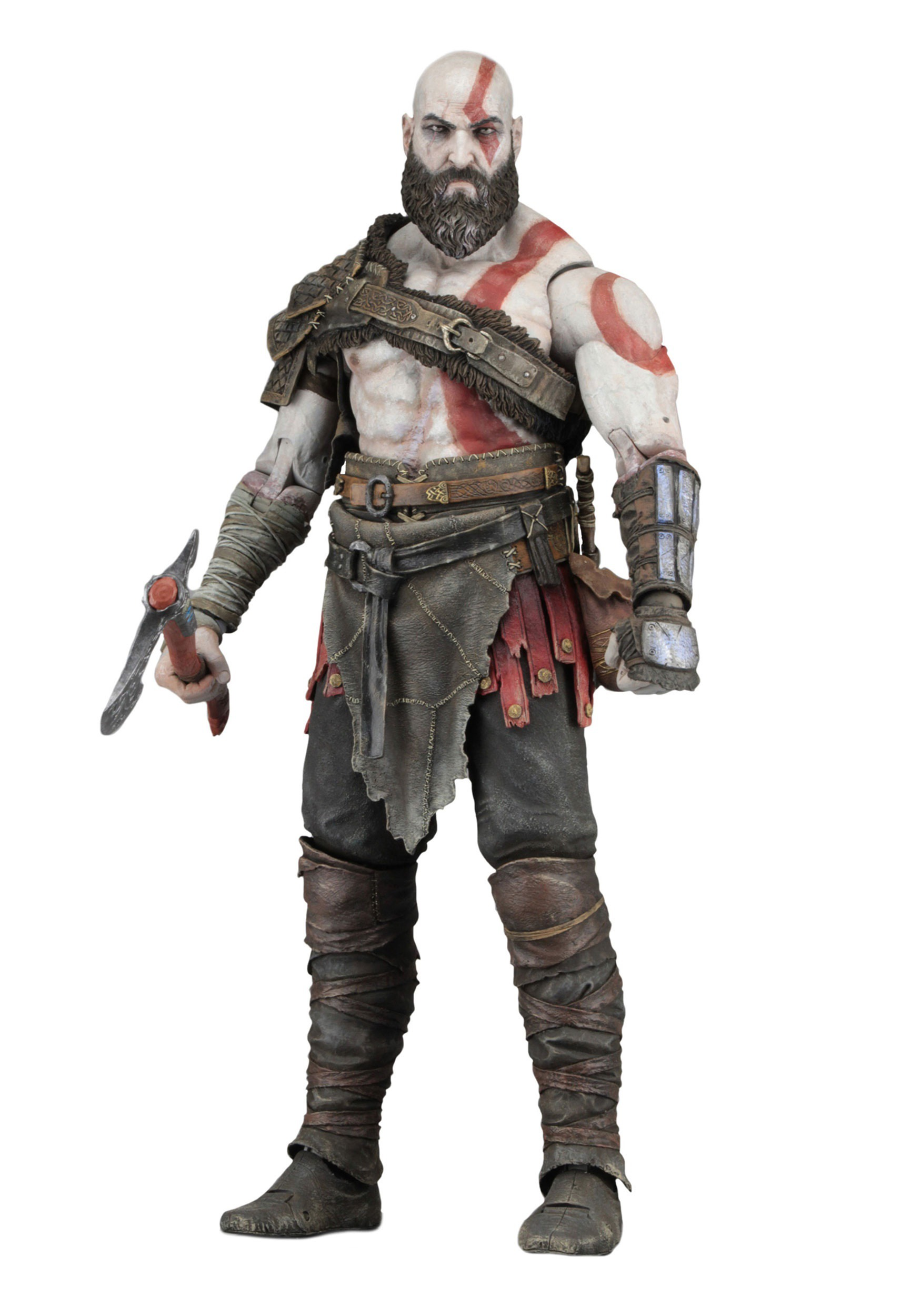 "God of War Kratos 7"" Scale Action Figure NC49323"