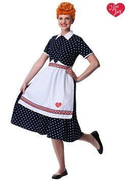 I Love Lucy Women's Lucy Costume