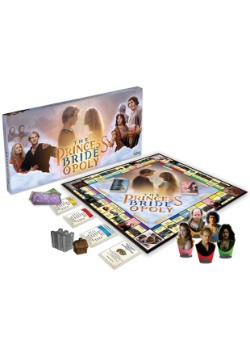 Princess Bride-Opoly Board Game