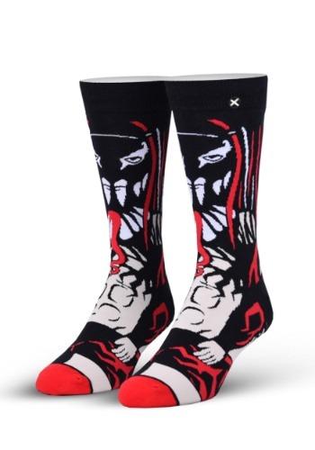 Adult WWE Finn Balor 360 Knit Socks from Odd Sox