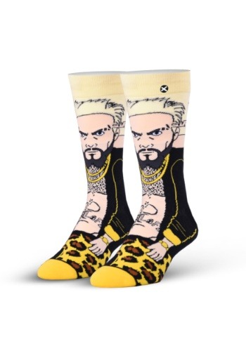 Odd Sox Enzo Amore WWE 360 Knit Socks for Adults