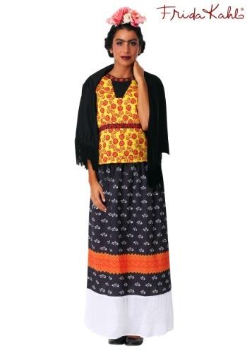 Women's Plus Frida Kahlo Costume