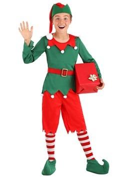 Boy's Santa's Helper Costume 1