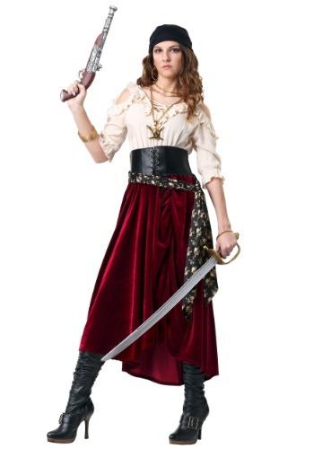 Roving Women's Buccaneer Costume