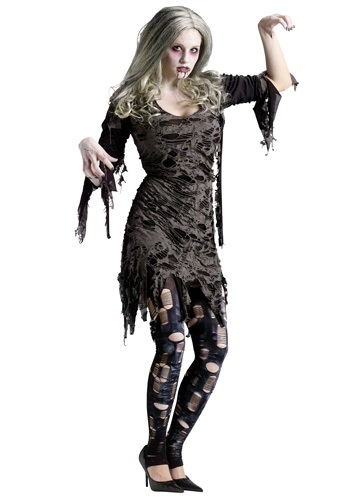 Zombie Costume for Women