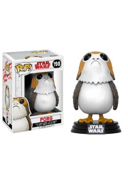 POP Star Wars SWEP8 Porg Bobblehead Figure
