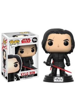 Star Wars The Last Jedi Funko Pop Kylo Ren