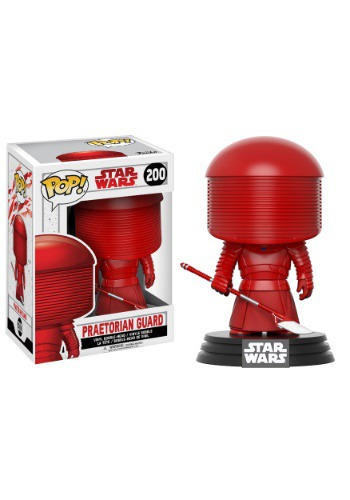 Star Wars The Last Jedi Funko Pop Praetorian Guard Bobblehea FN14752