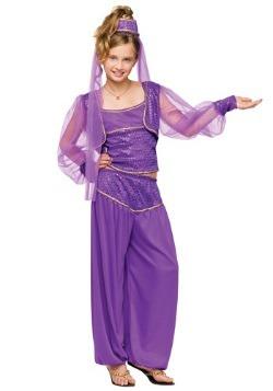 Kids Dreamy Genie Costume