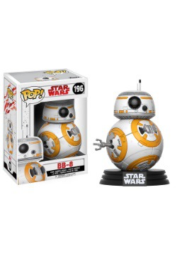 Pop Star Wars SWEP8 BB 8 Bobblehead Figure