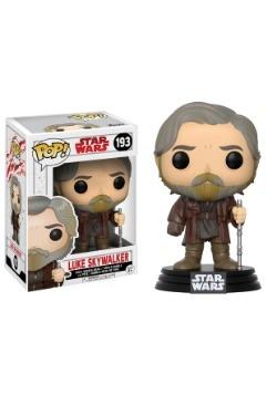 Star Wars The Last Jedi Funko Pop Luke Skywalker Bobblehead