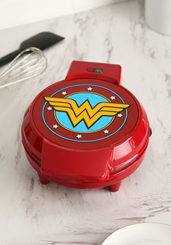 Wonder Woman Waffle Maker update 2