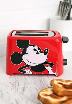 Mickey Mouse Toaster-update