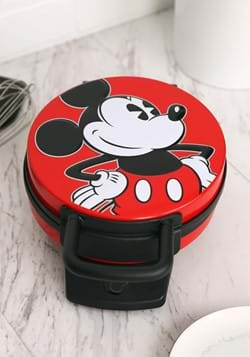 Mickey Mouse Face Waffle Maker-update