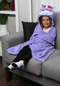 Unity the Unicorn Comfy Critter Blanket