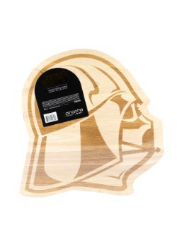 Darth Vader Wood Cutting Board