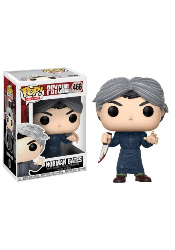 Pop! Movies: Horror: Psycho- Norman Bates