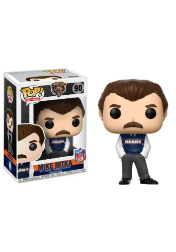Pop! NFL Legends: Chicago Bears Mike Ditka