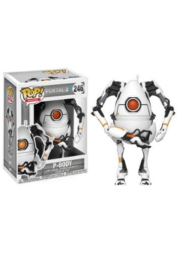 Pop! Games: Portal- P-Body