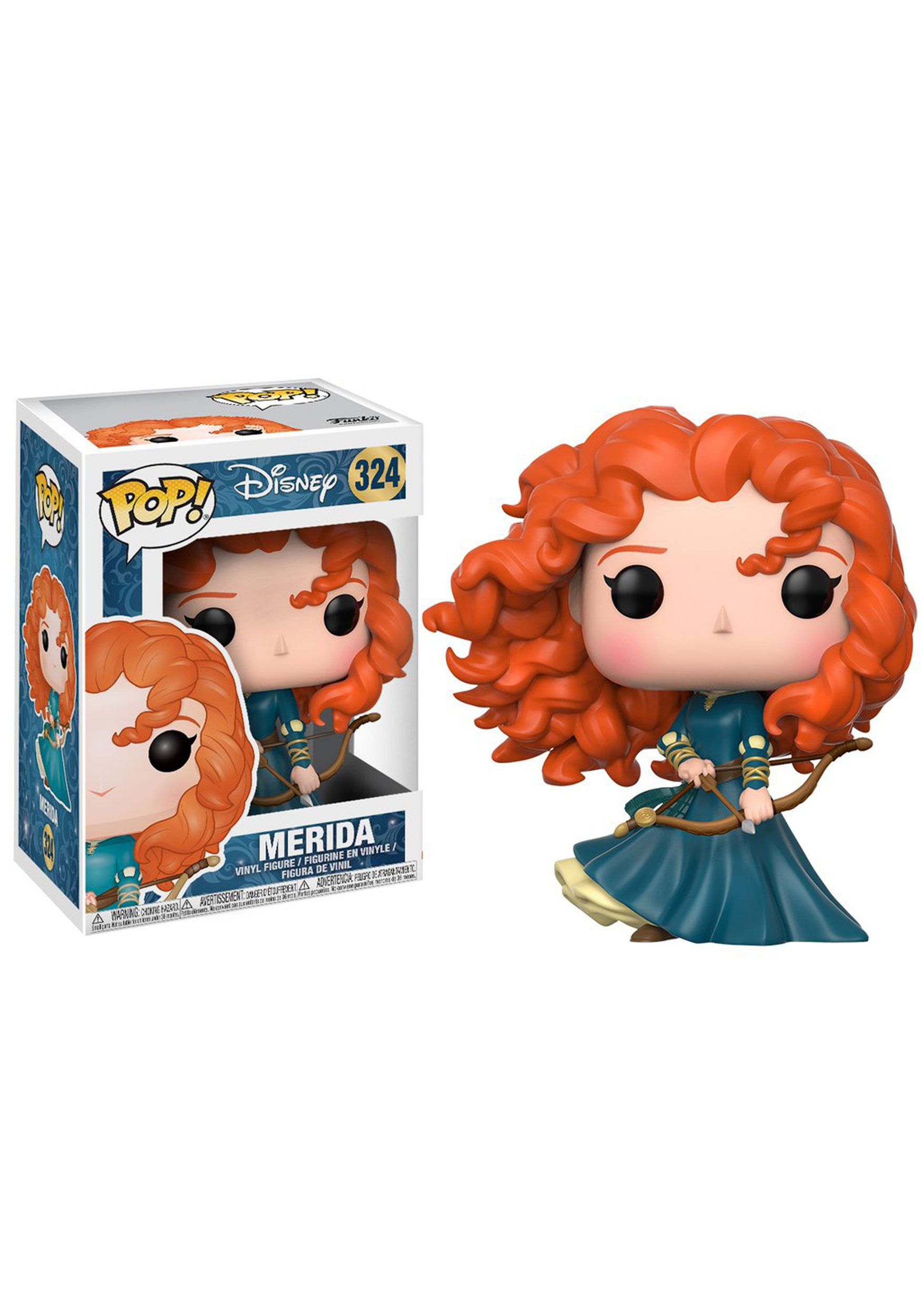 Pop! Disney: Merida Vinyl Figure FN21196
