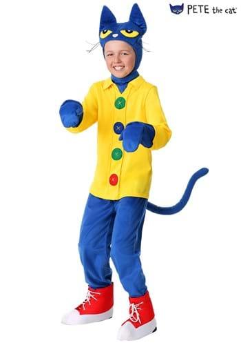Kid's Pete the Cat Costume
