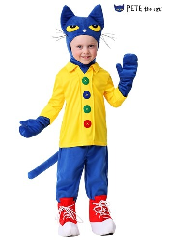 Pete the Cat Toddler Costume