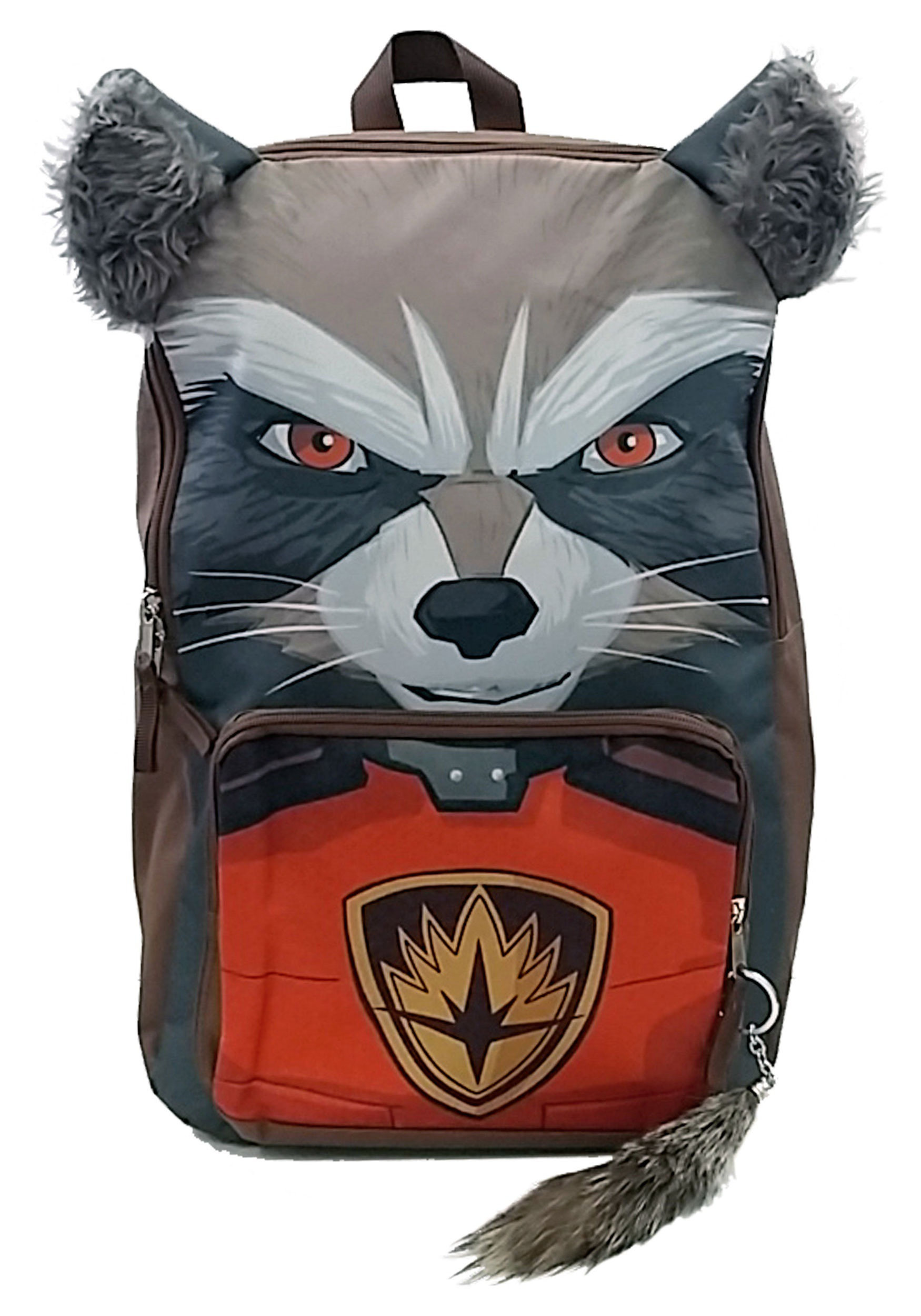 Guardians of the Galaxy Rocket Raccoon Backpack BBDMVGNBPRR