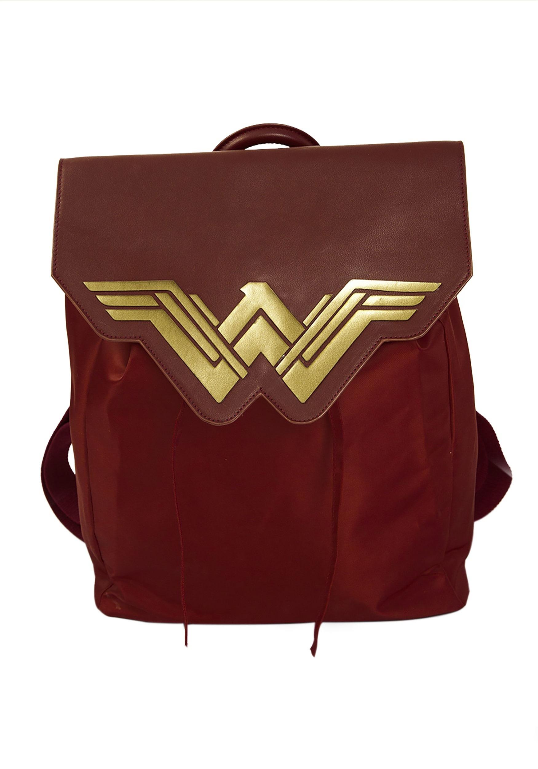 Wonder Woman Fashion Knapsack