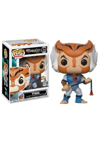 Pop! Thundercats Tygra Vinyl Figure