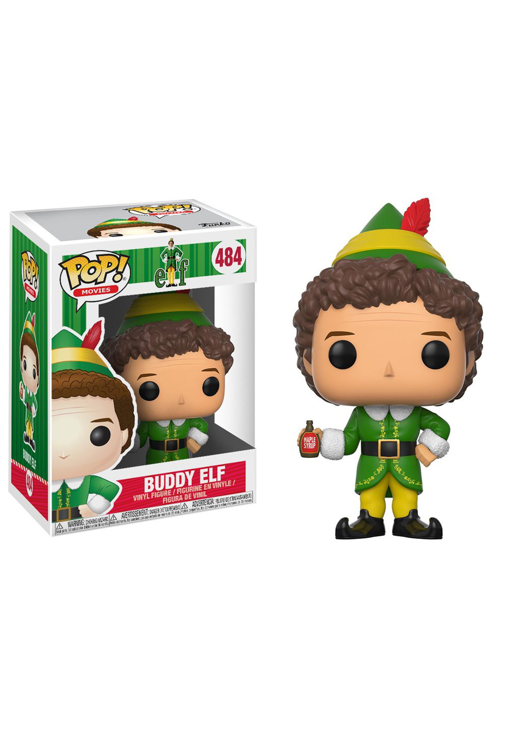 Pop! Movies: Elf-Buddy Vinyl Figure FN21380
