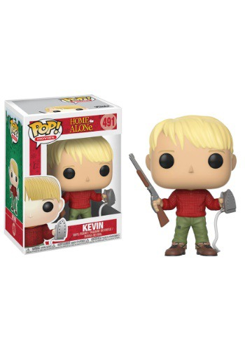 POP! Movies: Home Alone- Kevin Vinyl Figure FN21778