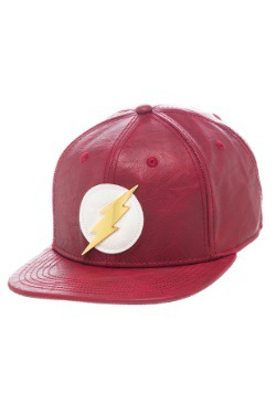 DC Comics Flash Snapback Hat