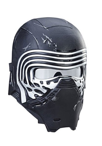 Star Wars: The Last Jedi Kylo Ren Electronic Mask